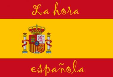 7. Juni 2016 | La hora española – Die spanische Stunde